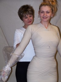 Body Wrap Training Andrea Pekarik Welch